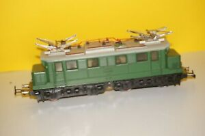 RF36] PIKO H0 Electric Locomotive E44 131 Dr Without Boxed Tested Good Condition