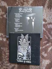FORGJORD-henkeen ja vereen-CD-black metal