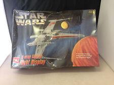 Vintage AMT/ERTL Star Wars X-Wing Fighter w/ Flight Display-Factory Sealed