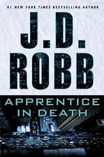 Apprentice in Death  (ExLib) by J. D. Robb