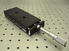 """New listing Parker Hannifin Daedal 2660E3 Linear Positioner Stage With 1"""" Starrett Mic."""