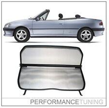 Coupe vent / Filet anti remous PEUGEOT 306 Cabriolet - Livraison Gratuite