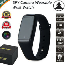 Mini 32GB DVR Waterproof HD 1080P Spy Hidden Watch Camera IR Night Vision Cam