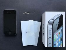 iPhone 4s black 16gb in good working order