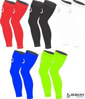 Deckra Cycling Leg Warmers UV Sun Protection Compression Leg/Knee Sleeves Unisex