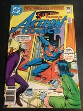 Action Comics#508 Incredible Condition 9.2(1980) Andru Cover