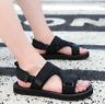 Roman Mens Summer Flip Flops Sports Antislip Sandals Beach Slippers Casual Shoes