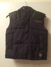 Nickelson Boys Gullet Body warmer  Size Mb