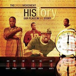 Cross Movement, The-History: Our Place In His Story (US IMPORT) CD NEW