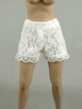 1/6 Phicen, Hot Toys, Play Toy, Kumik & NT - Sexy Female White Lace Short Pants