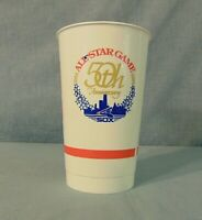 Chicago White Sox MLB And Coca-Cola Plastic Cup 50th anniversary All Star Game