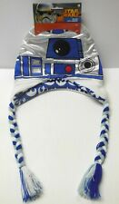 Official STAR WARS R2-D2 Droid Laplander Beanie Hat Cap NEW WITH TAGS NWT R2D2