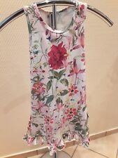 Toff Togs Mädchen Design Rüschen Kleid Gr. 122 Sommer Frühling Pusztaserie