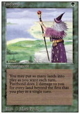 1 x MTG Fastbond 3rd Edition - Moderate Play, English