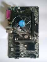 ASRock H81 Pro BTC INTEL G1840 2GB DDR3 RAM COMBO R2.0 LGA 1150 R2 Motherboard