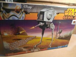 Star Wars Rebels: AT-DP (All Terrain Defense Pod) Walker Vehicle (A8816) Hasbro