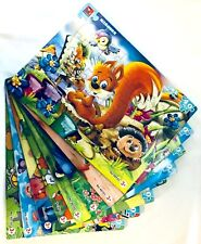 1 x New Style 40 Pcs Jigsaw Puzzles Best Gifts for Kids ,fun and brain exercise