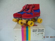 Roller Skates Gr. 40 NEU 80er Jahre Quad Rollschuhe keine Inliner TOP + OVP