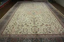Persian Rug Orient XXL 595x364 cm Hand knotted 100% Wool cream