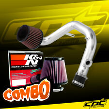 03-06 Toyota Matrix XR 1.8L Polish Cold Air Intake + K&N Air Filter
