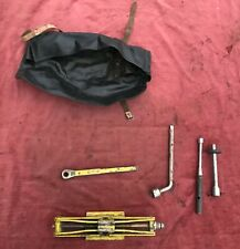 Ferrari 308 GT4 DINO Original Tools kit Roll Bag 1974 GTB GTS 328