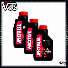 Olio Motore Moto Motul 710 2T 3 LITRI LT  100% Sintetico MISCELA SCOOTER VESPA