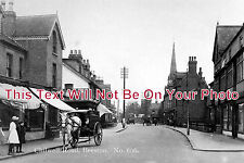 NT 2 - Chilwell Road, Beeston, Nottinghamshire c1918 - 6x4 Photo