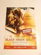 """Filmposter - """" Black Hawk DOWN """" - Poster ( 84 x 60 ) gefaltet"""