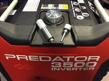 PREDATOR 3500 WATT INVERTER GENERATOR EXT RUN CAP, OIL FILLTUBE & DIP STICK COMB