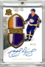 2010-11 10/11 The Cup Emblems Of Endorsement Auto Patch Marcel Dionne /15 SICK!