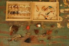30+ Vintage Fly Fishing Lure Flies