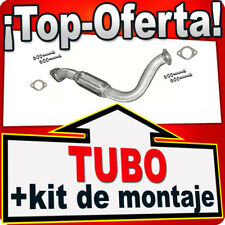Pantalones de Tubo FOCUS I / TRANSIT / TOURNEO CONNECT 1.8 2.0 Silenciador 197