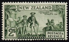 New Zealand 1936 2s. Captain Cook, MH (SG589)