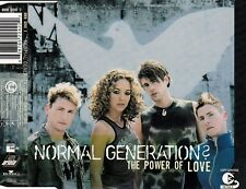 NORMAL GENERATION? : THE POWER OF LOVE / CD - TOP-ZUSTAND