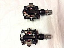 """Wellgo WAM-M919 Alloy Clipless Dual Sided Sport MTB Pedals 9/16"""" NEW Ships FREE"""