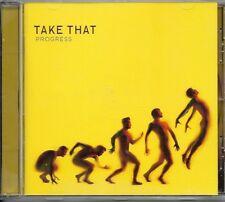 Take That - Progress (2010) ten track CD  ~