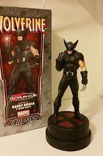 Bowen Designs X-Force Wolverine Statue #274/1400 Near Mint Black Suit Movie Soon