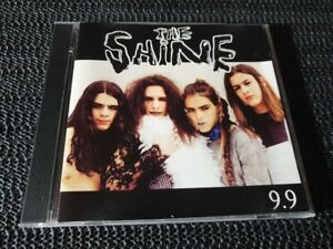 The Shine - 9.9 - 1998 Not On Label CD - Ausa rock glam pub rock