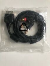 Original Cable de Audio Video compuesto Microsoft Xbox (MISX0165-001)