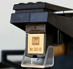 DUAL M20 TONABNEHMER/CARTRIDGE + ORIG.DUAL M20E NADEL/STYLUS + DUAL TK HEADSHEL