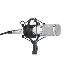Aokeo AK-70 Professional Condenser Microphone Plug and Play Mic,Xlr Cable (White