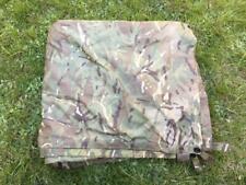 GENUINE BRITISH ARMY ISSUE MTP BASHA Multicam Cover Survival Shelter Sheet Tarp