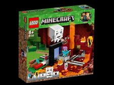 LEGO Minecraft Netherportal (21143)