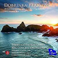 Dobrinka Tabakova - Truro Cathedral Choir BBC Con (NEW CD)