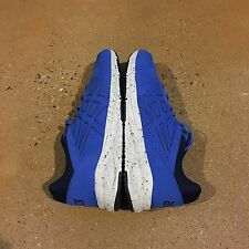 ASICS Shaw Runner Gel Size 8 US Men's Strong Blue Running Shoes Sneakers