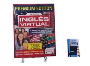 Ingles Virtual Premium Edition Curso De New Sealed With Multilingual Translator