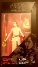 Star Wars Black Series Rey (Jakku) and BB8 - Great condition