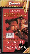 Spiriti nelle tenebre (1996) VHS PANORAMA