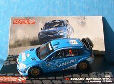 SUBARU IMPREZA WRC #5 SOLBERG MILLS NESTLE OIL 2008 IXO 1/43 ALTAYA RALLY RALLYE