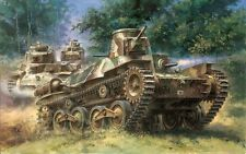 """Dragon 6767 1/35 IJA Type 95 Light Tank """"Ha-Go"""" Early Production"""